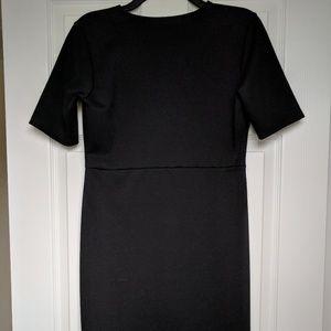 Black Zara mini dress